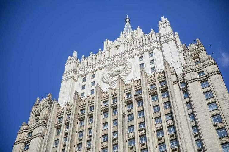 Рябков назвал новые возможные санкции США против России незаконными