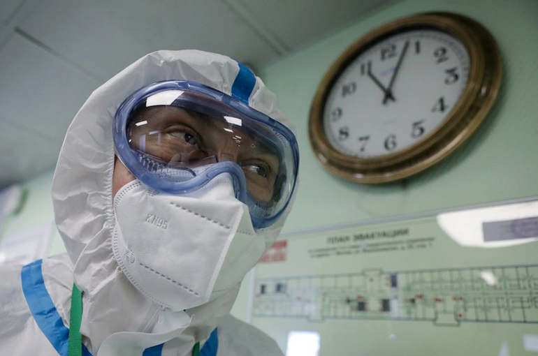 Заболеваемость коронавирусом в мире достигла трёхмесячного минимума