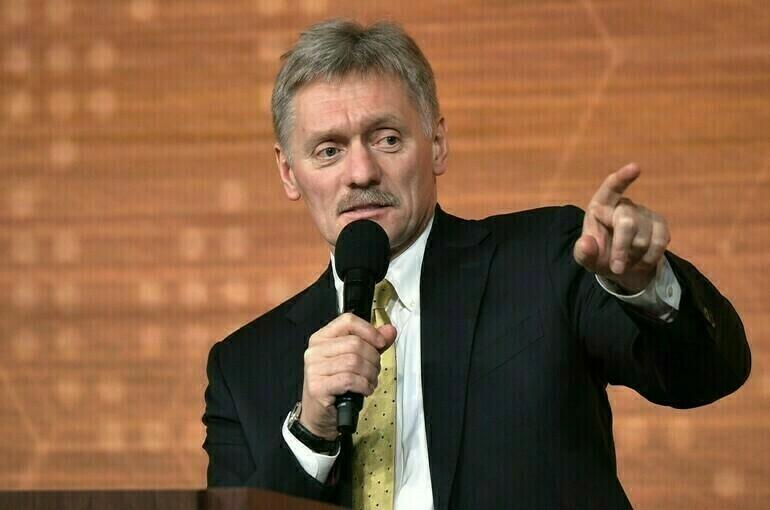 В Кремле прокомментировали решение Судана о пересмотре соглашения по морской базе