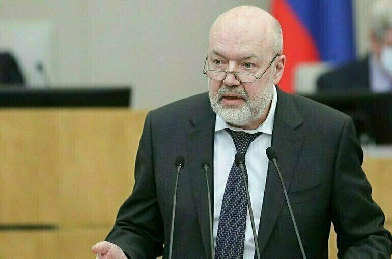 Крашенинников оценил проект о переводе судебных процедур в онлайн-режим