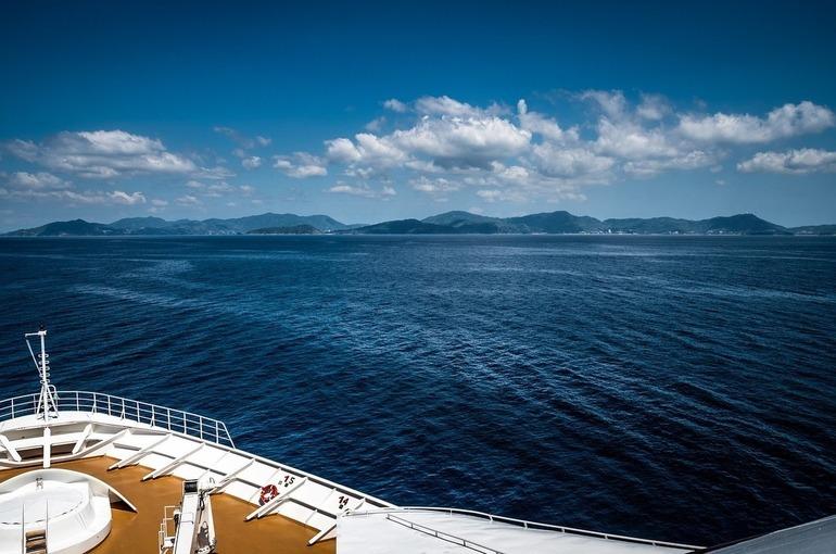В Японии арестовали российское судно «Амур»