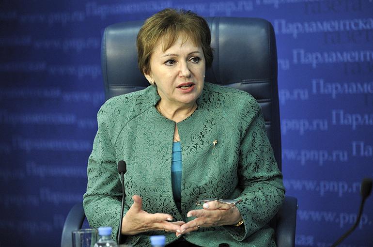 Бибикова: субсидирование чартеров сделает отдых в России доступнее