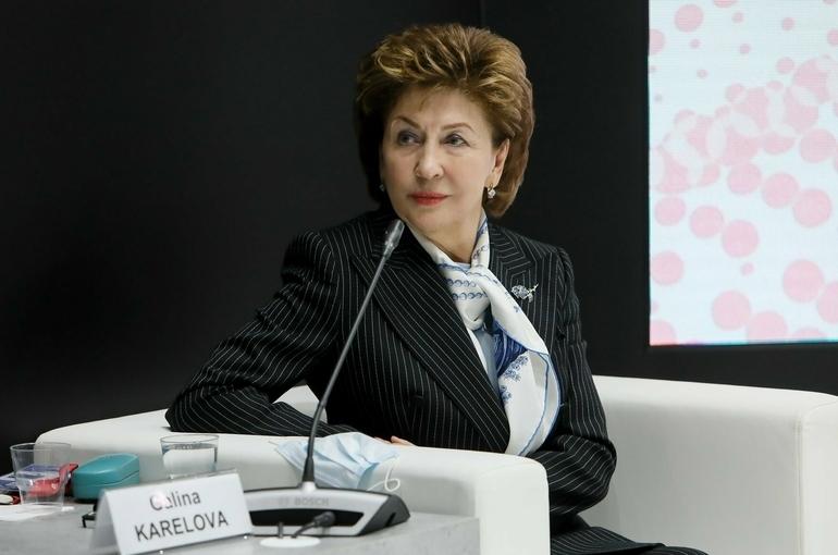 Карелова заявила о необходимости скорректировать нацпроект «Здравоохранение»
