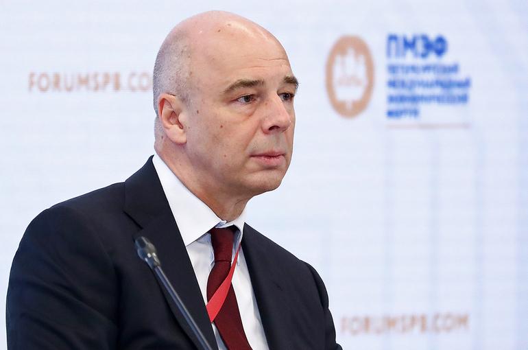 Силуанов согласился, что Налоговый кодекс нужно менять