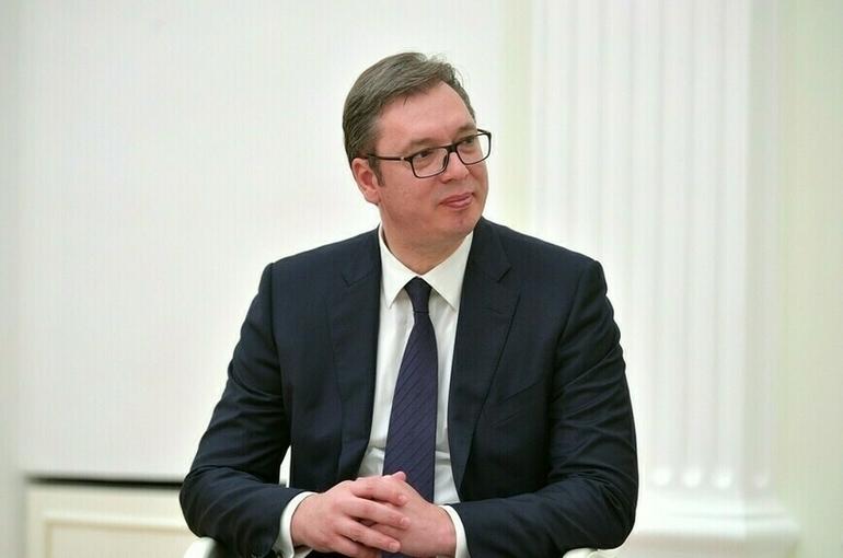 Вучич выразил надежду на достижение компромиссного решения по Косову