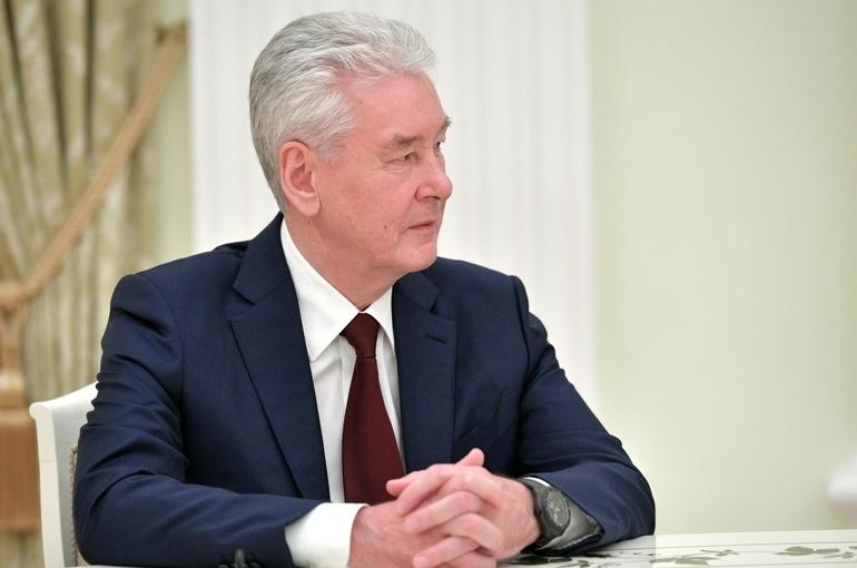 Собянин рассказал, когда в Москве отменят ограничения на массовые мероприятия