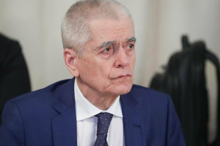 Онищенко предложил «разобраться» с производителями фастфуда