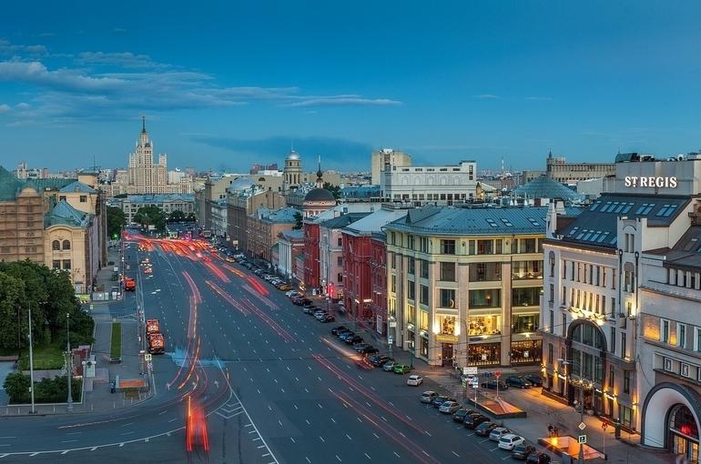Москва вновь возглавила национальный рейтинг инвестклимата в регионах России
