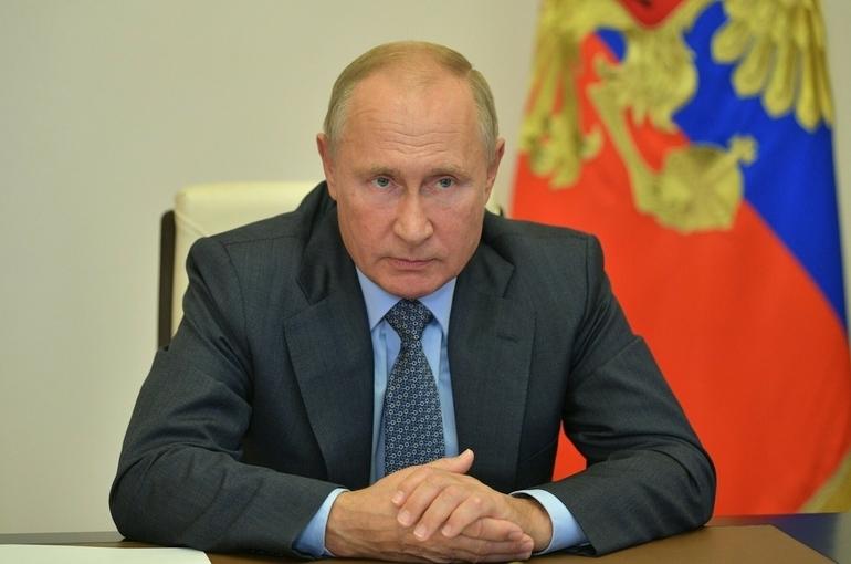 Путин подписал закон о запрете экстремистам участвовать в выборах
