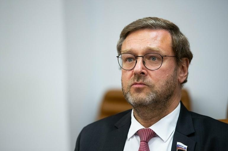 Косачев предложил ФРГ обсудить признание нежелательными трёх немецких НПО