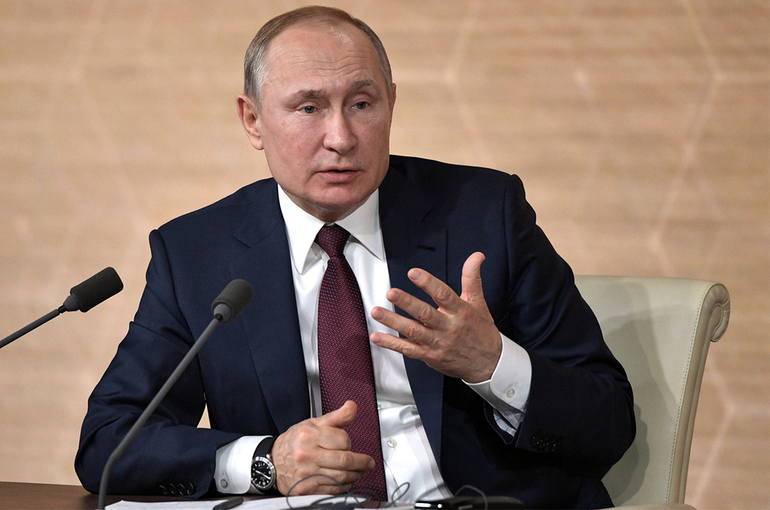 Путин предложил продлить льготную ипотеку ещё на год