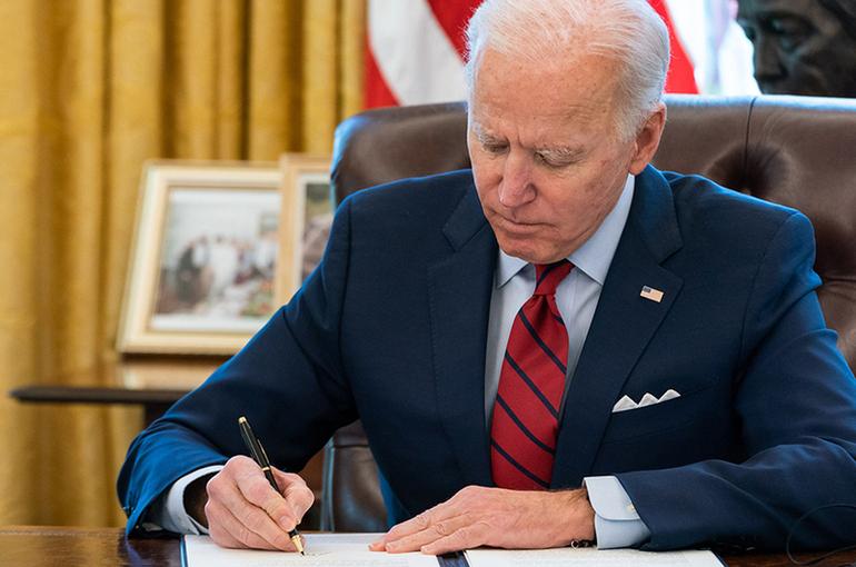 Байден заявил, что Вашингтон не стремится к конфликту с Москвой