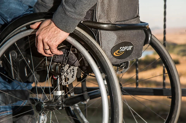 В России может появиться рейтинг доступных для инвалидов мест