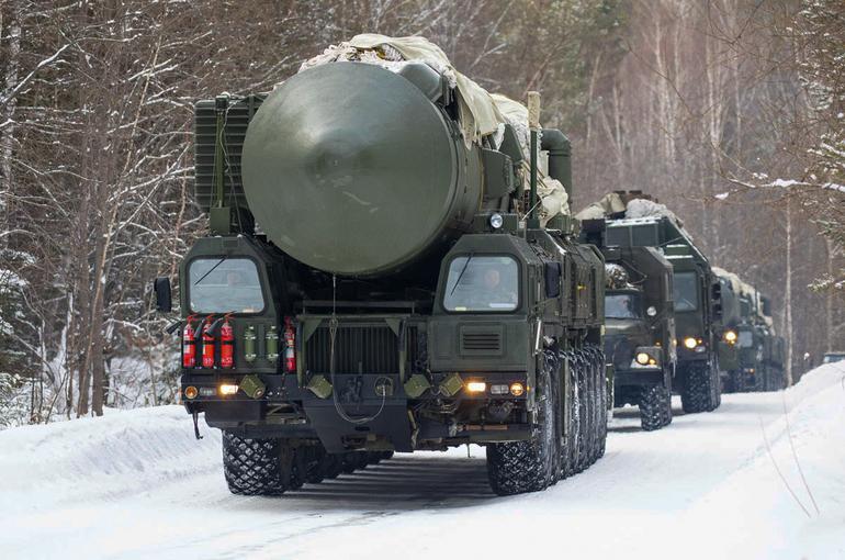 Минобороны проверит надёжность ядерного боезапаса России
