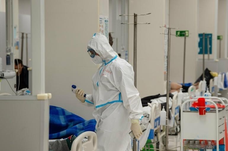 В России продолжился рост числа заболевших коронавирусом за сутки