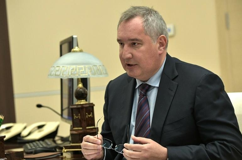 Рогозин: решение России по выходу из проекта МКС зависит от санкций США