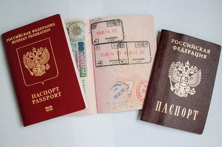 Оформить российский паспорт за рубежом предлагают через госуслуги