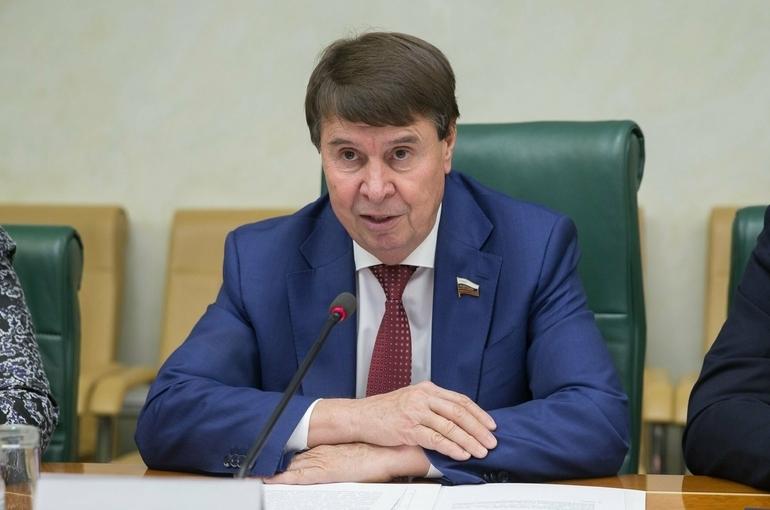 Цеков исключил возможность переговоров с Россией с позиции силы