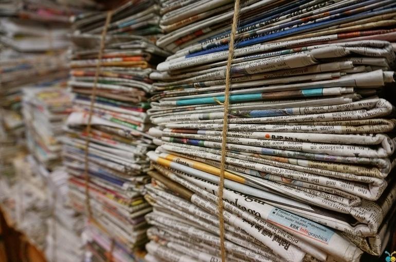 Нагрузку на редакции печатных изданий предлагают снизить