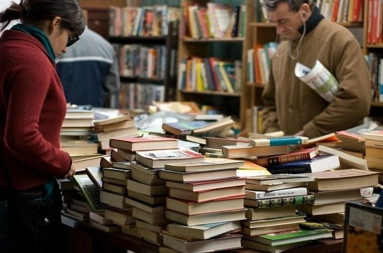 Книготорговцам хотят предоставить временные льготы