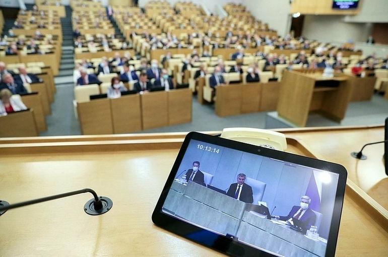 Госдума провела рекордное по продолжительности заседание