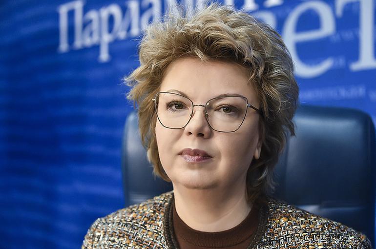 Ямпольская: систему приёмного родительства необходимо усовершенствовать