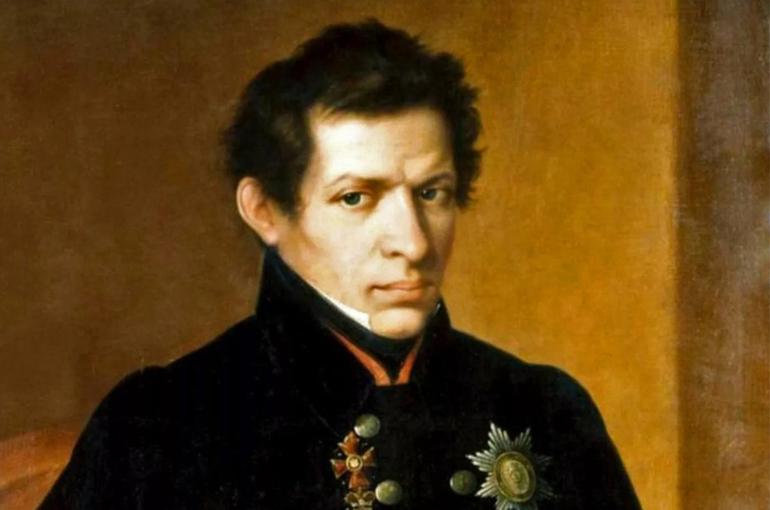 Лобачевский заставил великого Гаусса учить русский язык
