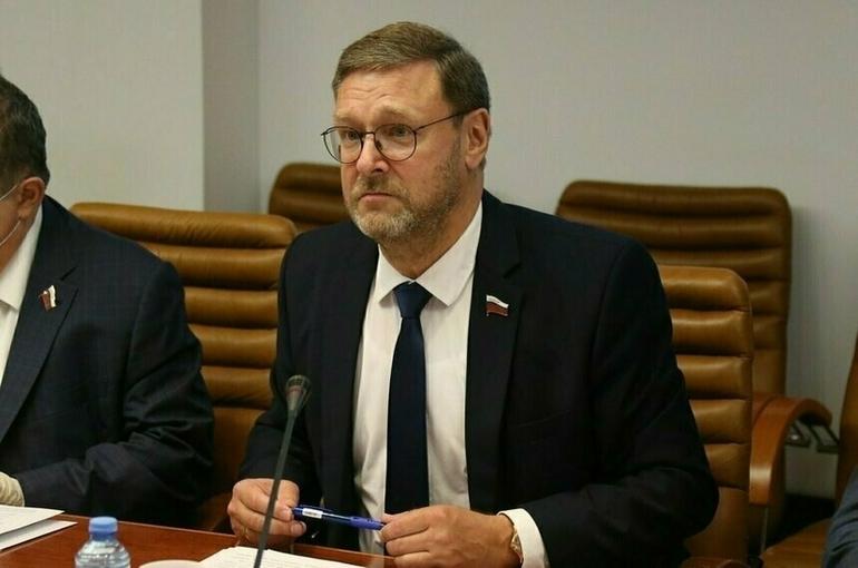 Косачев назвал расширение НАТО вопросом нацбезопасности России
