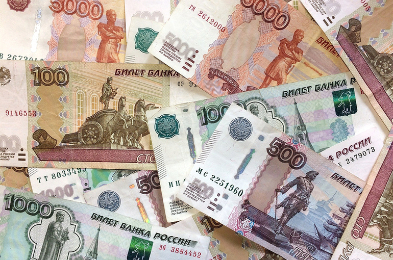 Минфин: профицит бюджета а январе-мае составил 312 млрд рублей