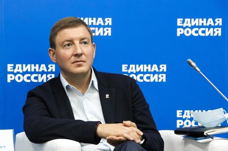 «Единая Россия» проводит «месячник» отчётов перед избирателями