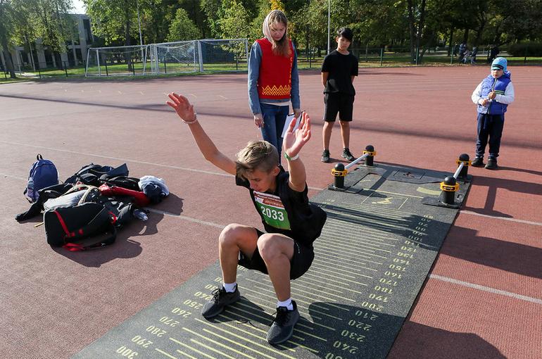 За занятия спортом ученикам предлагают добавить баллы к ЕГЭ