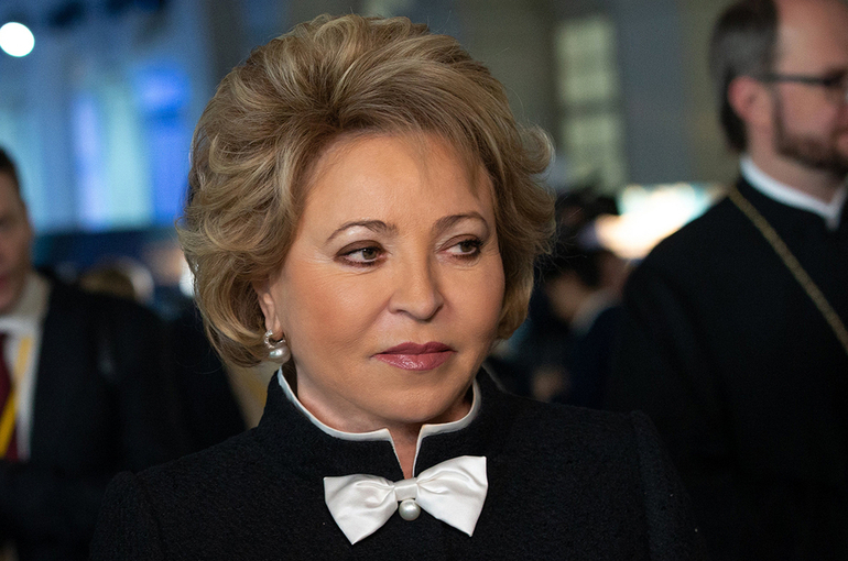 Матвиенко назвала День России символом начала глубинных преобразований в стране