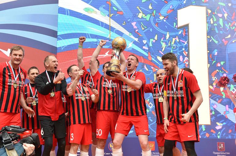 Судьба Кубка Госдумы по футболу решилась за минуту до свистка