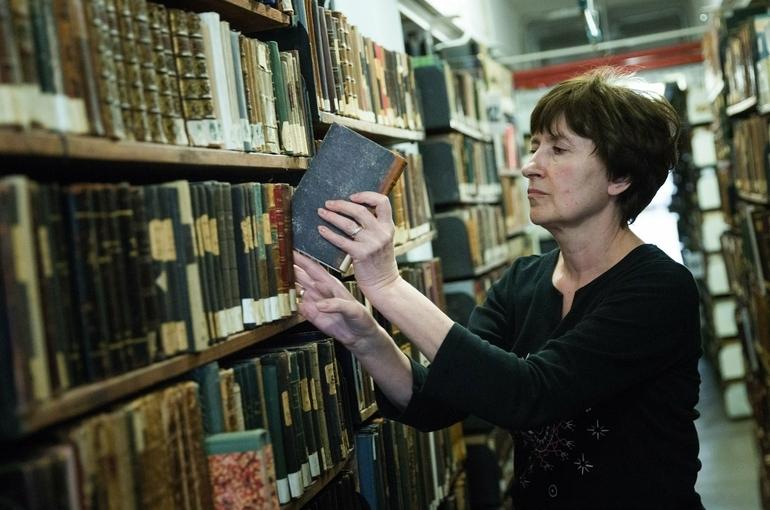 К 2030 году откроют свыше тысячи обновлённых библиотек