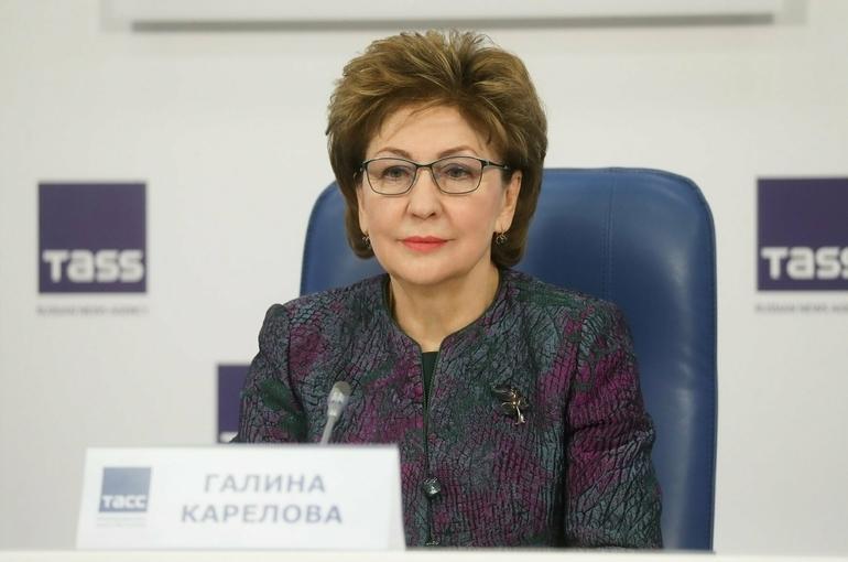 Карелова: успешные кейсы соцконтракта в регионах можно распространить на всю страну