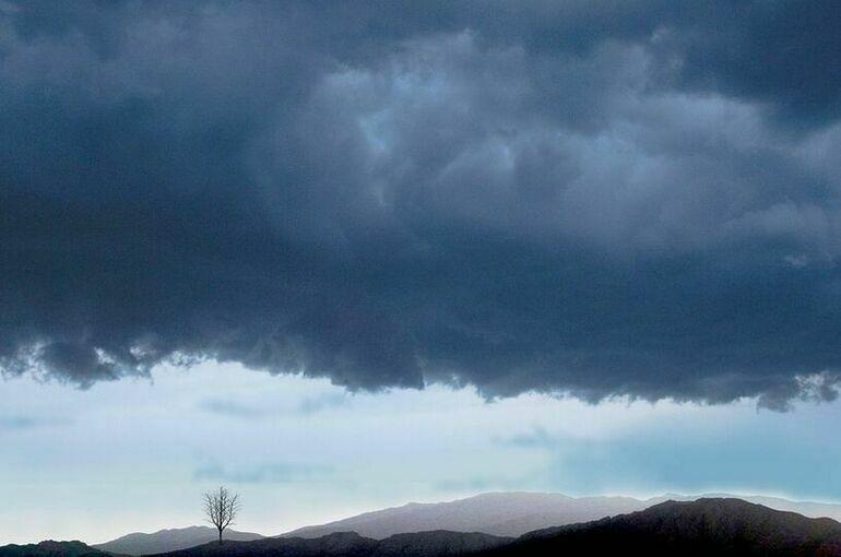 Россиян предупредили об опасных ливнях на Кубани и Северном Кавказе