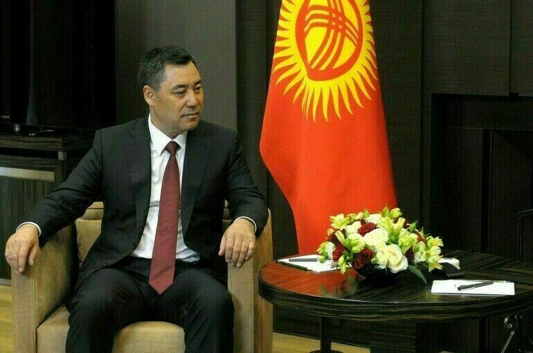 Жапаров призвал ОДКБ разработать механизм действий на случай конфликта внутри альянса
