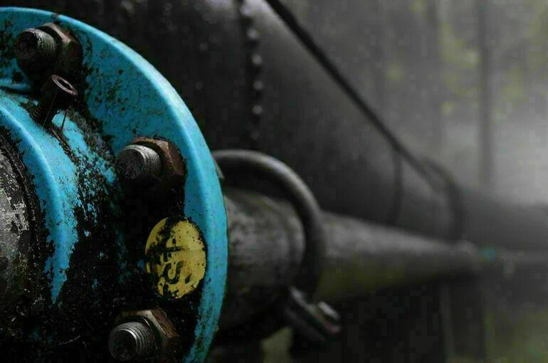 Цена на газ в Европе опустилась ниже 800 долларов