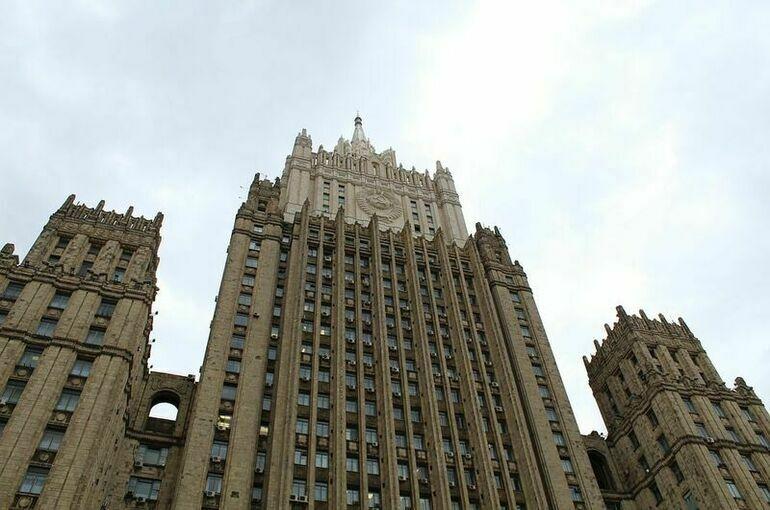 В МИД заявили демарш США по линии российского посольства из-за вмешательства в выборы