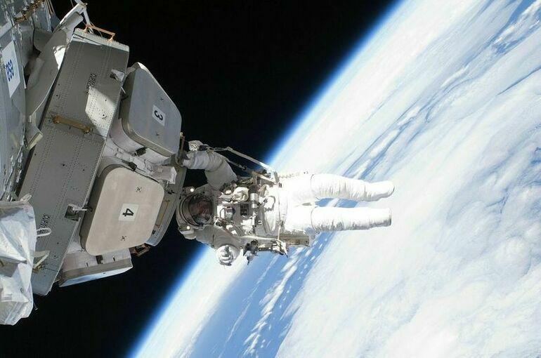 Шипенко и Пересильд рассказали о питании и ночёвках на борту МКС