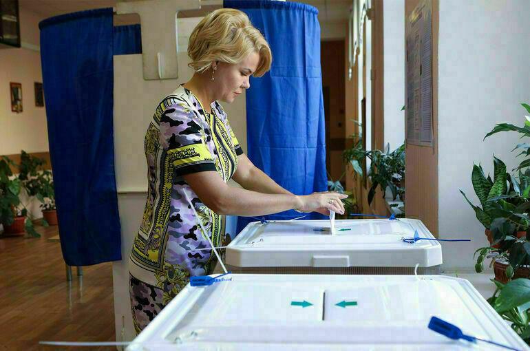 ЦИК заявил о готовности всех избирательных участков к выборам