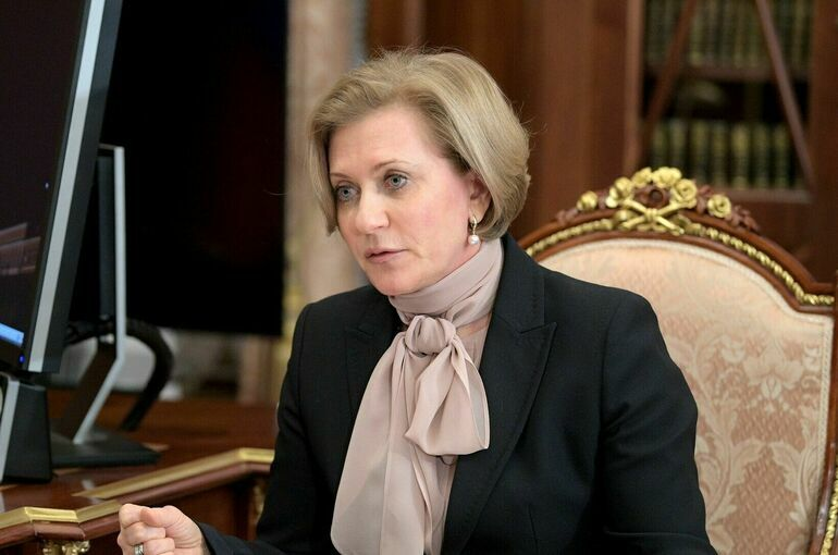 Попова положительно оценила уровень эпидемиологической безопасности на избирательных участках