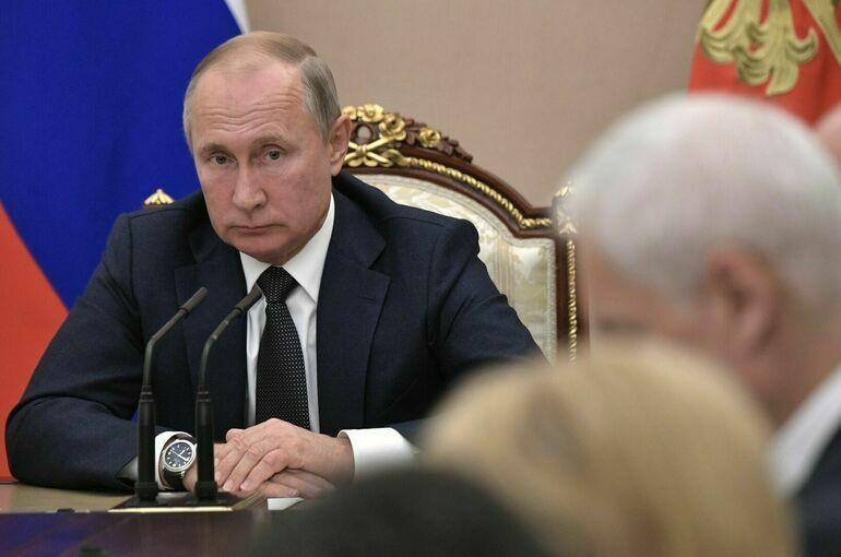 Путин 20 сентября обсудит с главой ЦИК итоги выборов