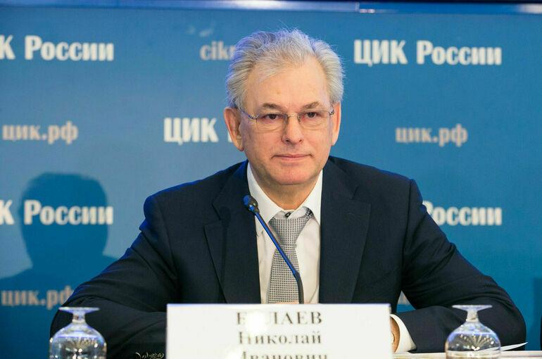 Булаев: явка на выборах сейчас составляет до 8-12 процентов