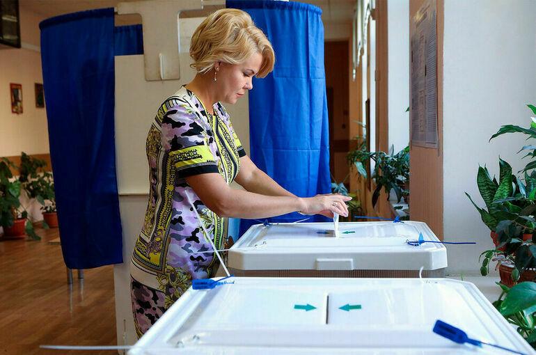После голосования в школах проведут уборку, заверили в Минпросвещения