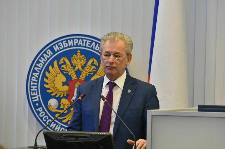 Булаев рассказал о высокой явке на дистанционном голосовании