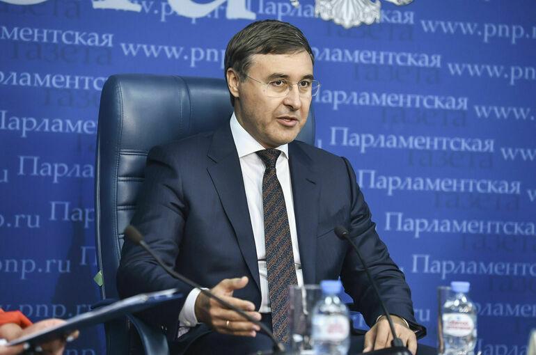 Глава Минобрнауки Фальков проголосовал на выборах в Госдуму