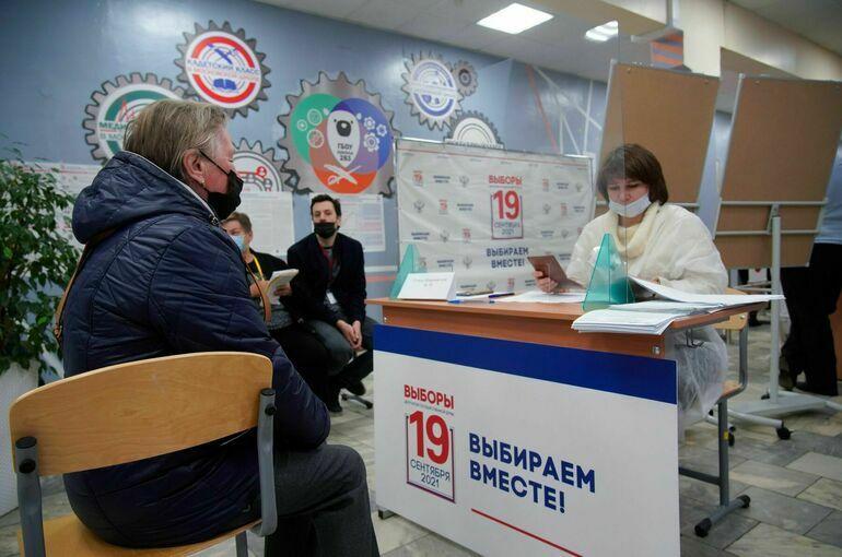 В Москве уже проголосовало 23 процента избирателей