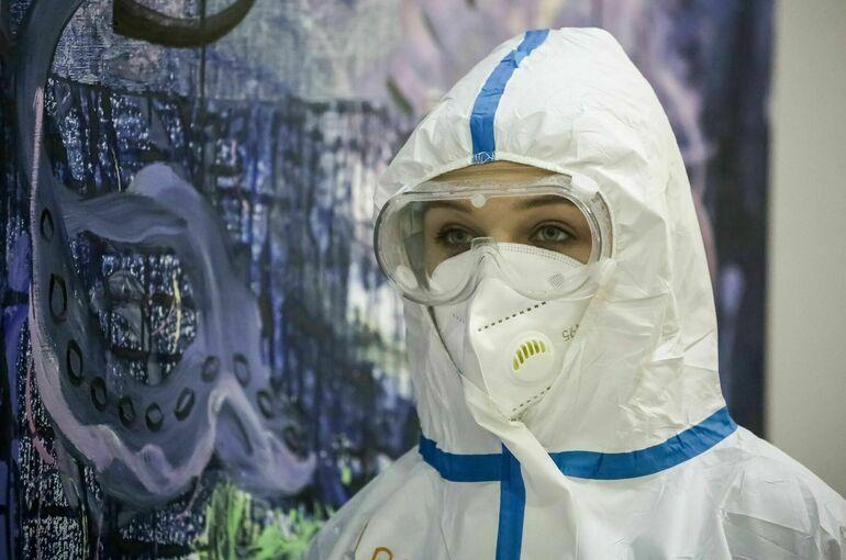 В России выявили 20 329 новых случаев коронавируса