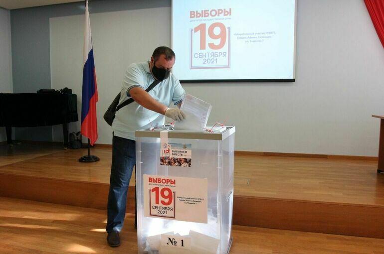 В Греции открылись участки для голосования на выборах в Госдуму
